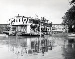 "Photograph of the George W. Miller steamboat from the ""Ledger Enquireer"""